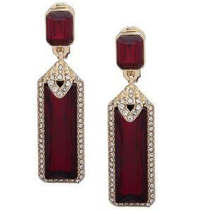 Lauren Ralph Lauren Red Earrings